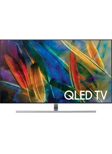 "Samsung Qe-55Q7F 4K Ultra Hd 55"" 140 Ekran Uydu Alıcılı Smart Qled Televizyon Renkli"
